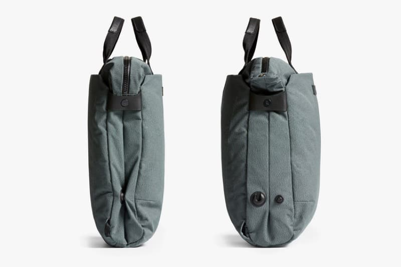 Bellroy Duotote Backpack Expands and contracts for those days when you need to bring more.