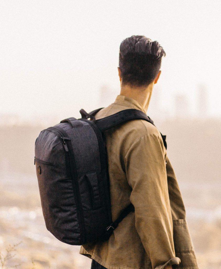 Tortuga Setout Laptop Backpack Very comfortable, robust shoulder straps.