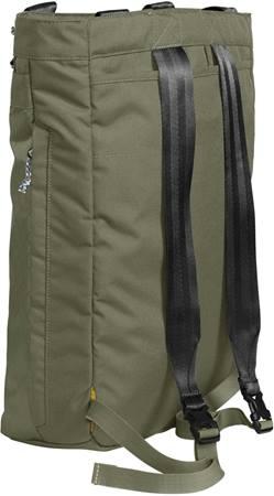 Camelbak Pivot Tote Stowable backpack straps.