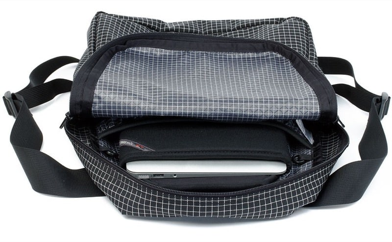 Tom Bihn Daylight Backpack Can be used with other Tom Bihn accessories like their laptop cache