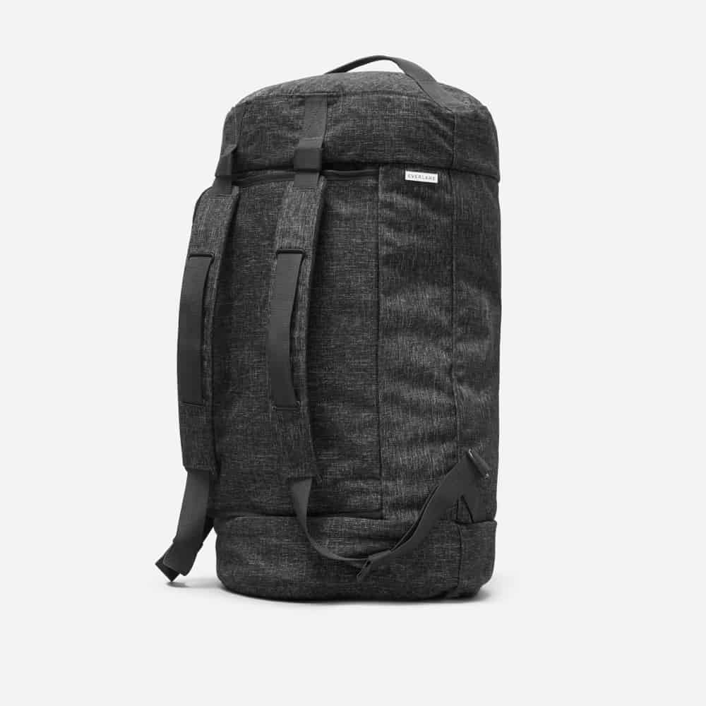 Everlane Mover Pack Duffel Simple backpack straps.