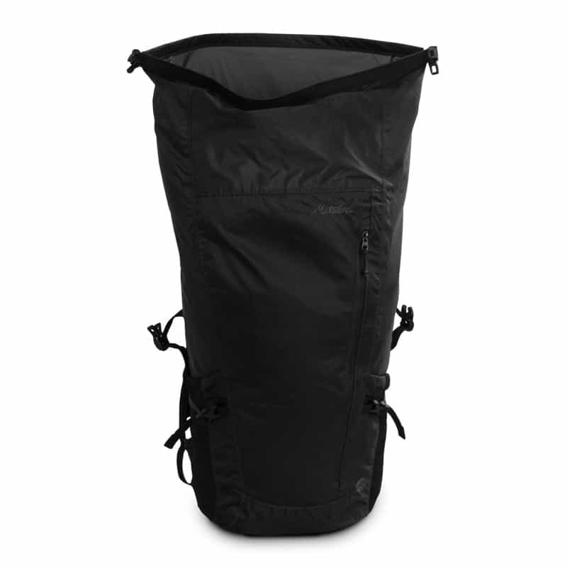 Matador Freerain24 2.0 Packable Daypack Expandable rolltop to fit both large and light loads.