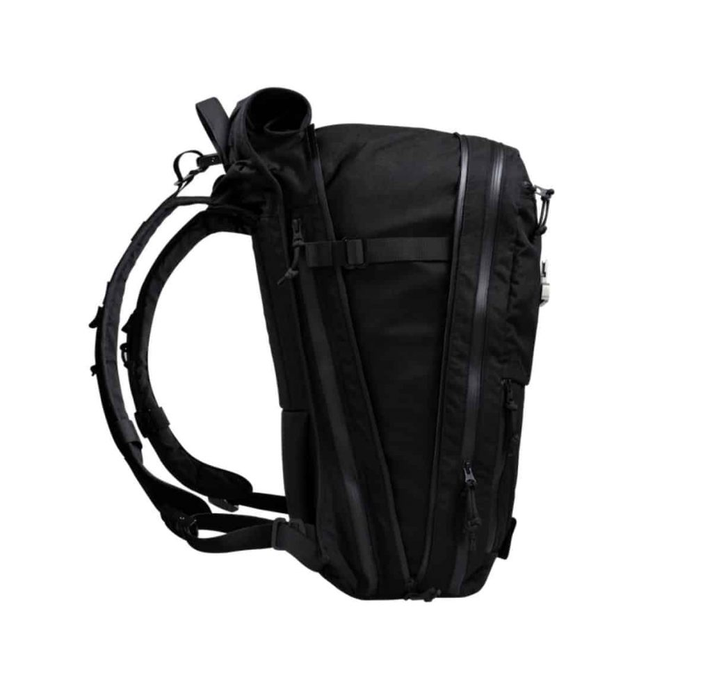Huru H1 Backpack Expandable from 24-40L.