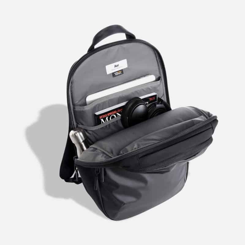 Aer Work Day Pack Perfect space for just a smidge more than the daily essentials. (Remember the larger