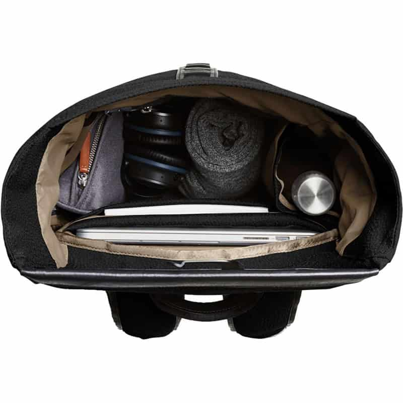 Bellroy Shift Backpack So much capacity. Simple-but-good organization.