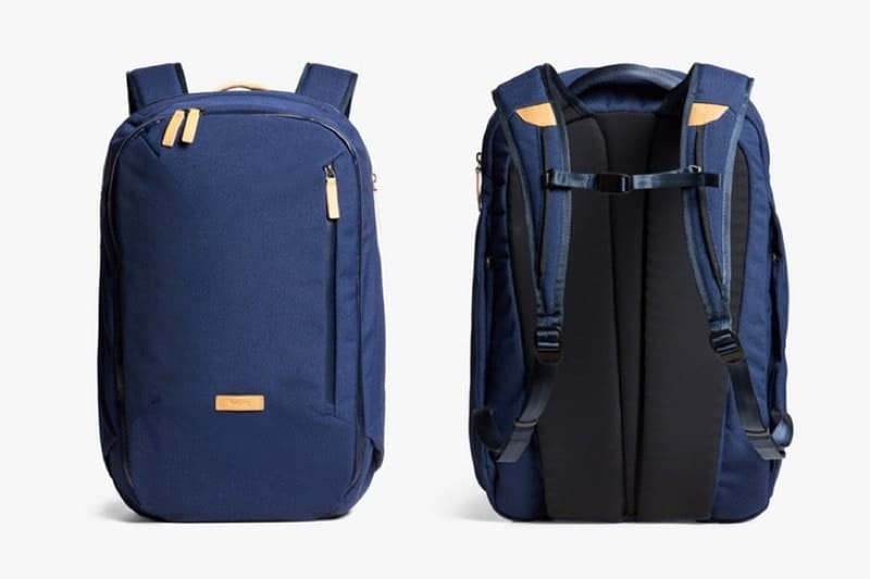 Bellroy Transit Backpack Excellent materials on this bag.