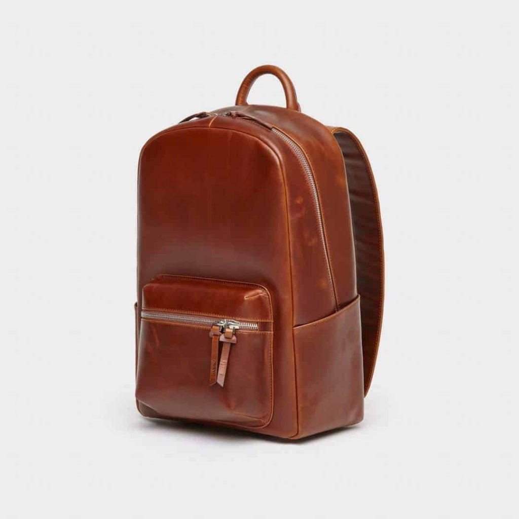 Chelon Everyday Leather Backpack