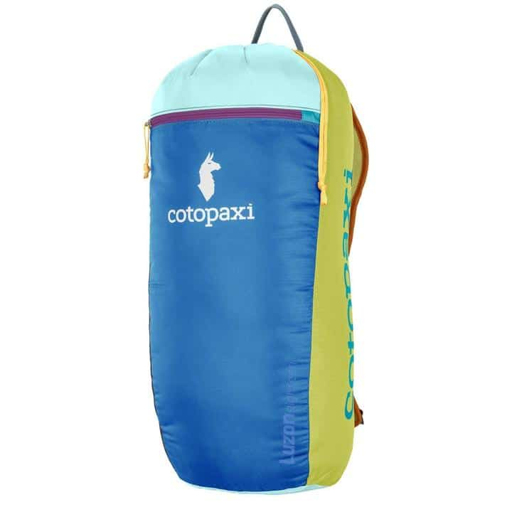 Cotopaxi Del Dia Packable Backpacks Multiple designs available.
