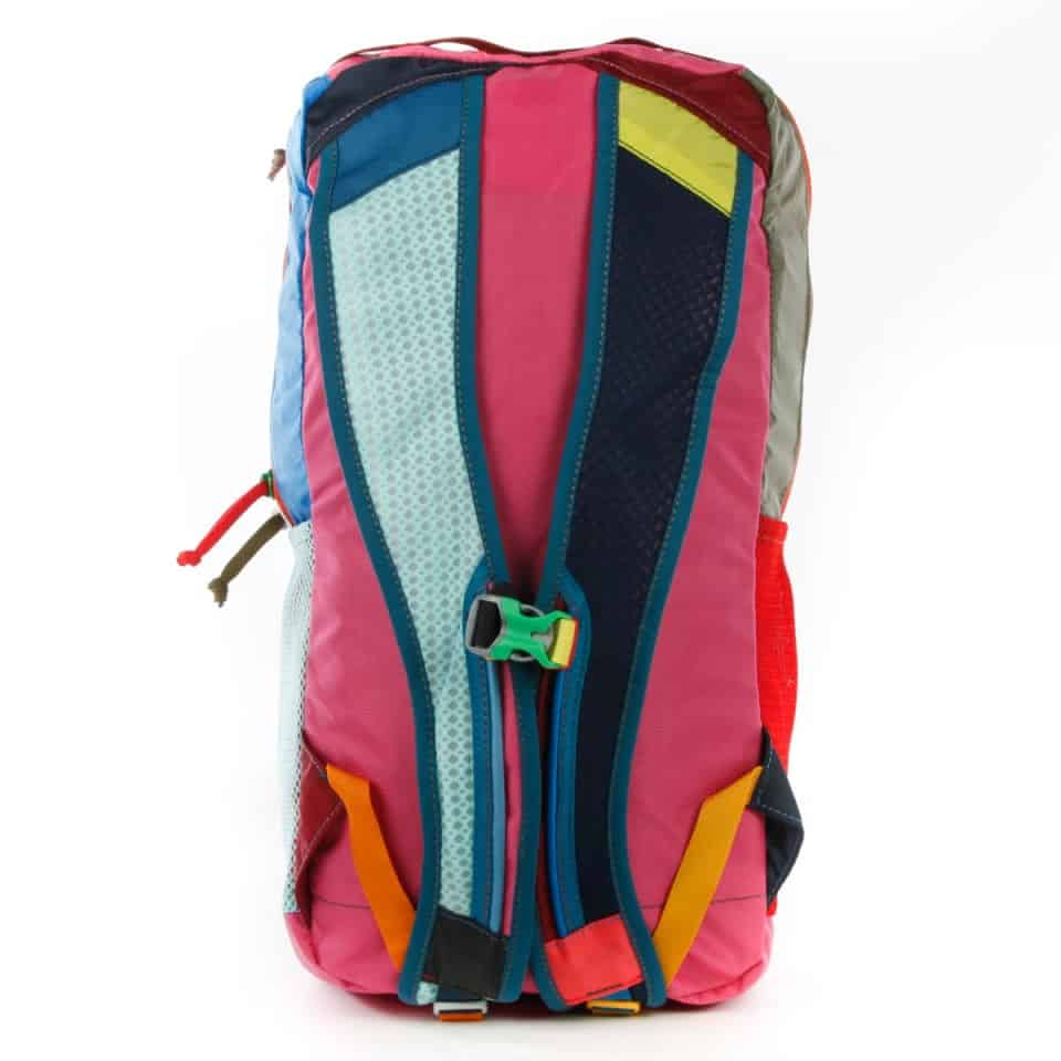 Cotopaxi Del Dia Packable Backpacks Bags are made by hand from remnant materials!