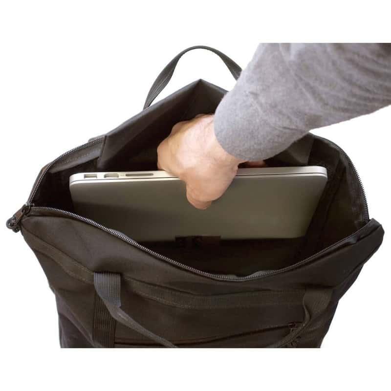 Flowfold Denizen Packable Backpack Inner laptop compartment (15