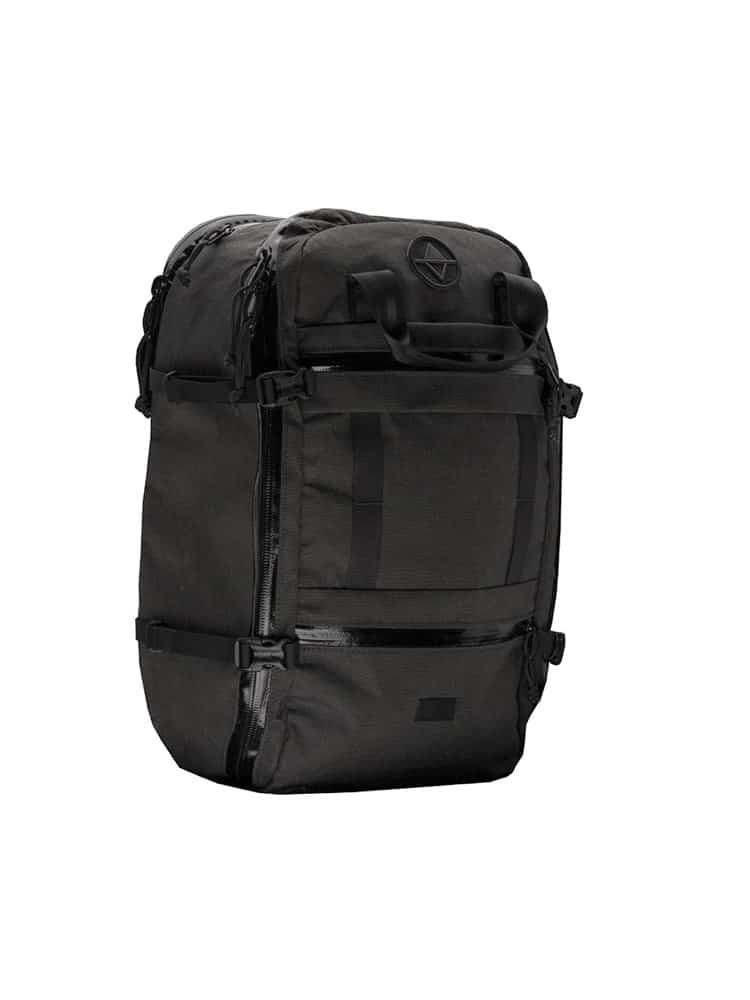 North St. Weekender Travel Backpack Burly materials. Great look.