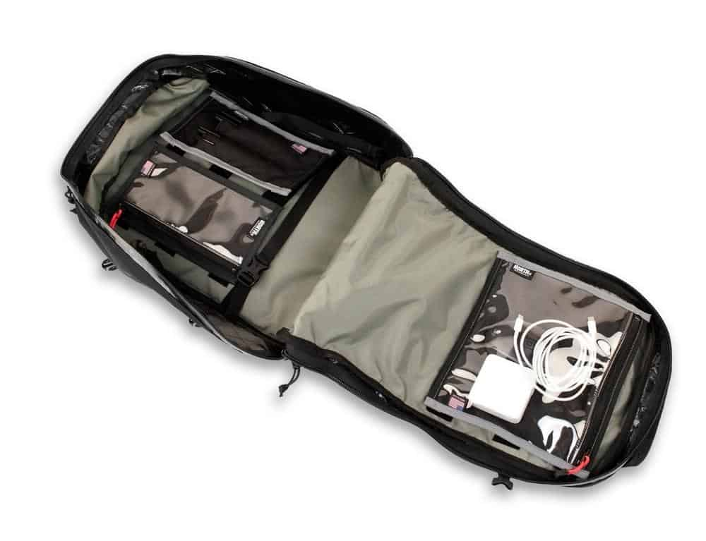 North St. Weekender Travel Backpack 28L capacity fits more than you think.