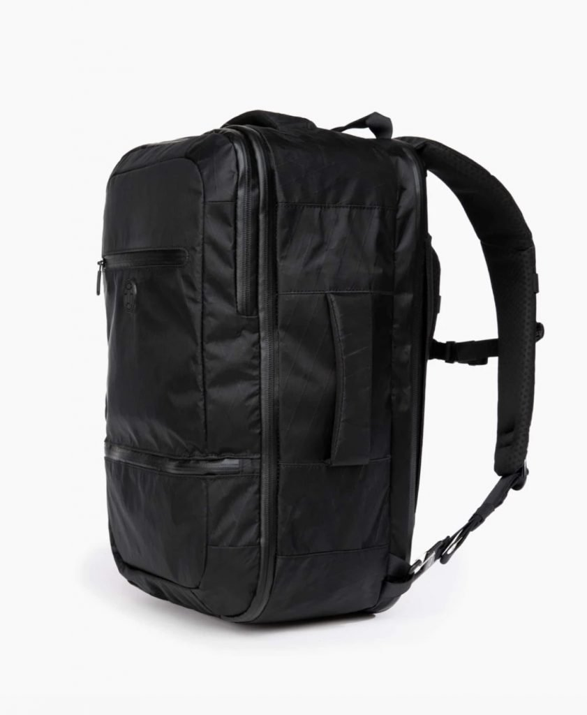 Tortuga Outbreaker Laptop Backpack Robust X-pac material. Water sealed zips. Super durable.