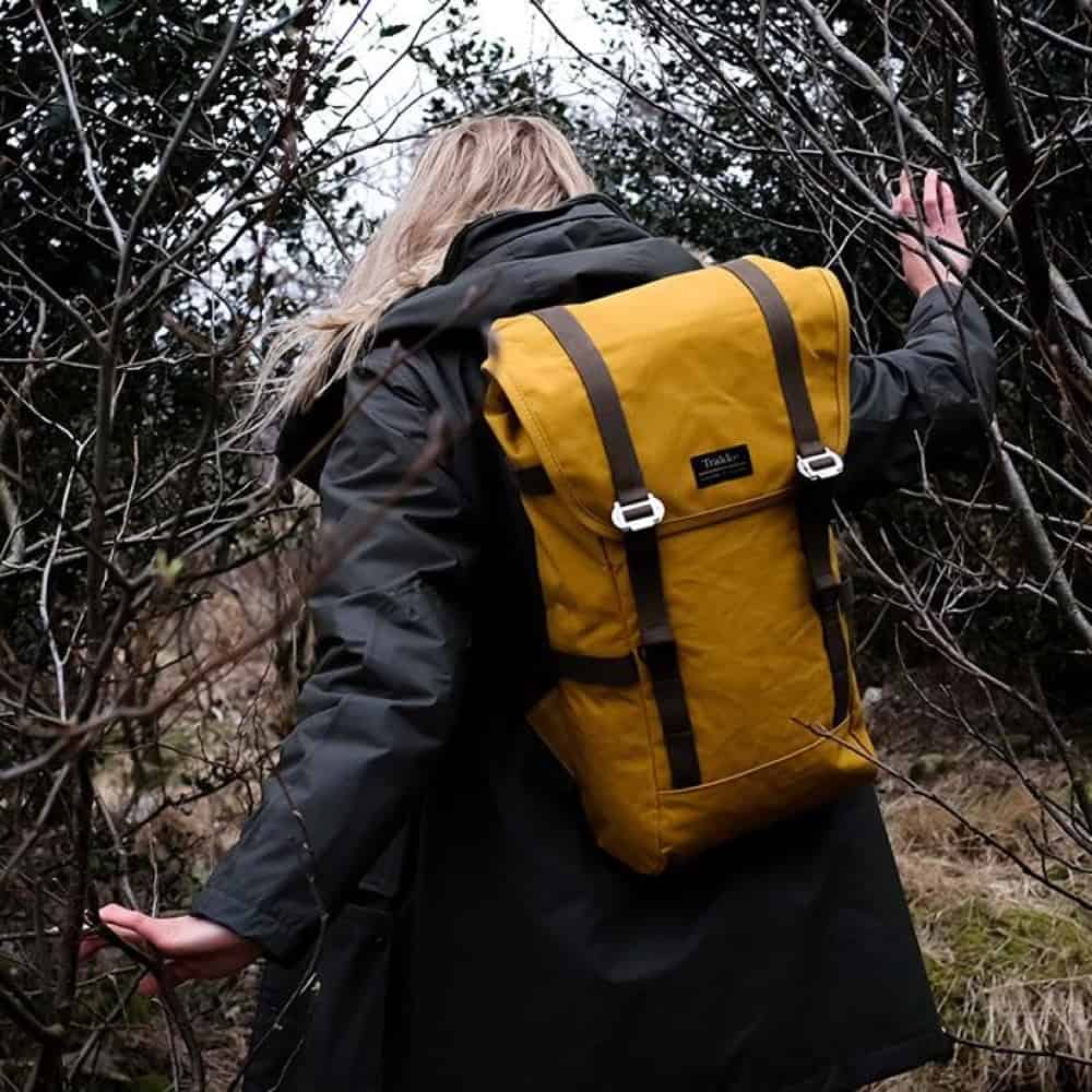 Trakke Assynt 20L Build for the outdoors. Water resistant. Built to last.