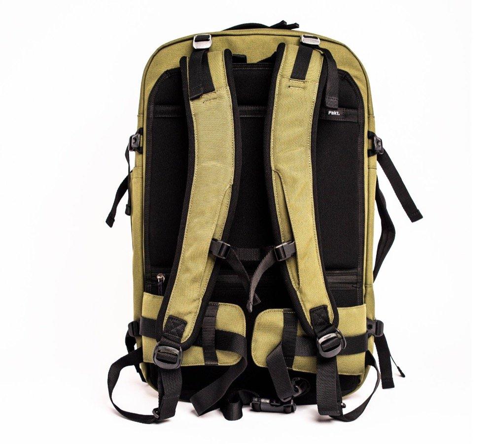 Comfy straps, lightweight metal frame Comfy straps, lightweight metal frame