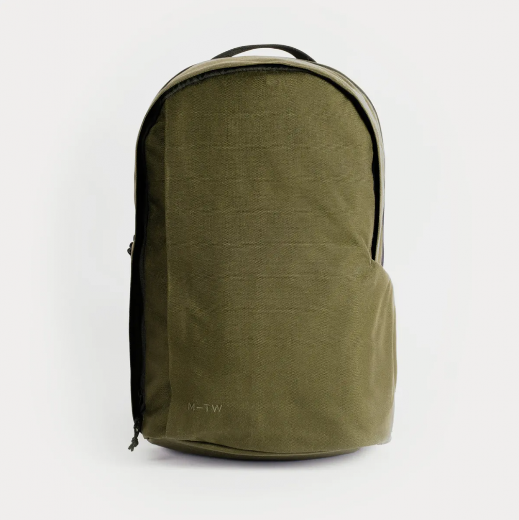 Moment Travelwear Backpack Satisfying design and materials.