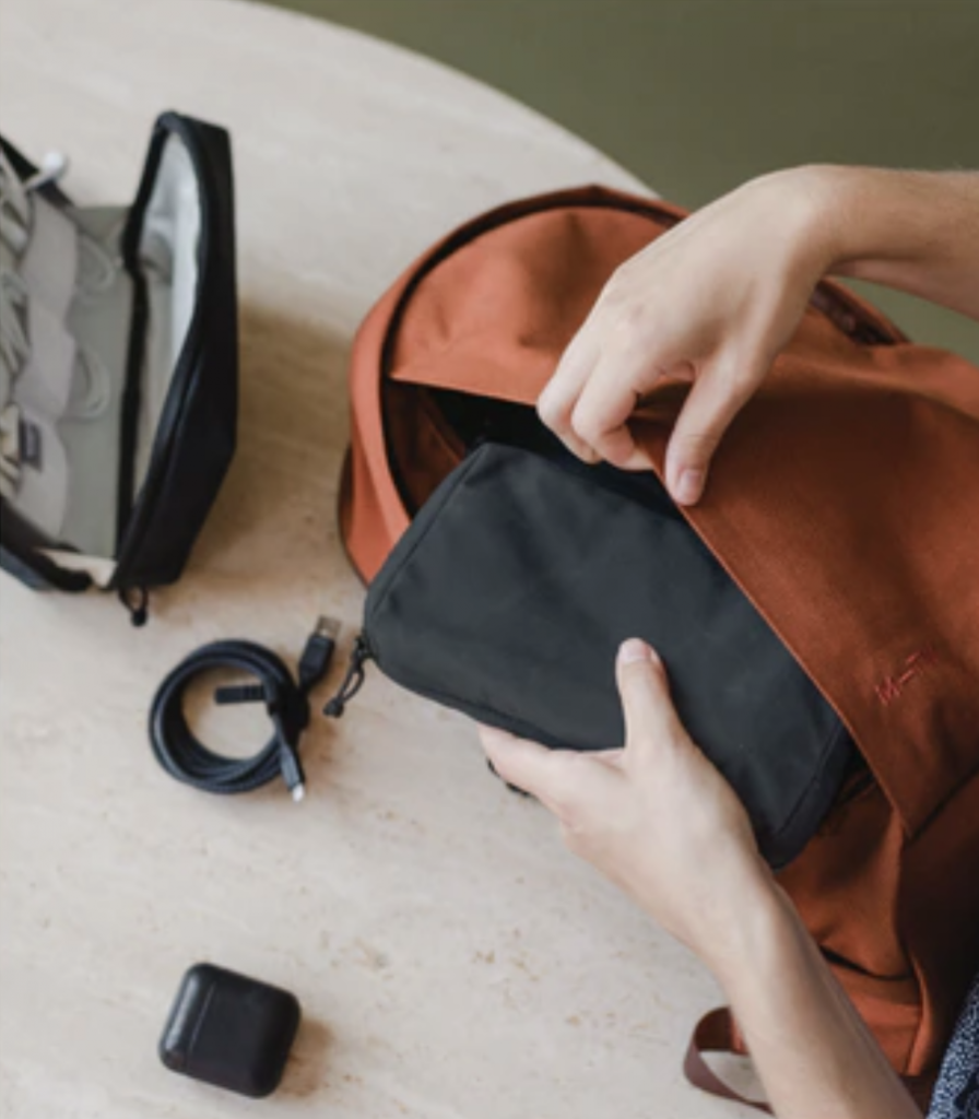 Moment Travelwear Backpack Built for the modern workday