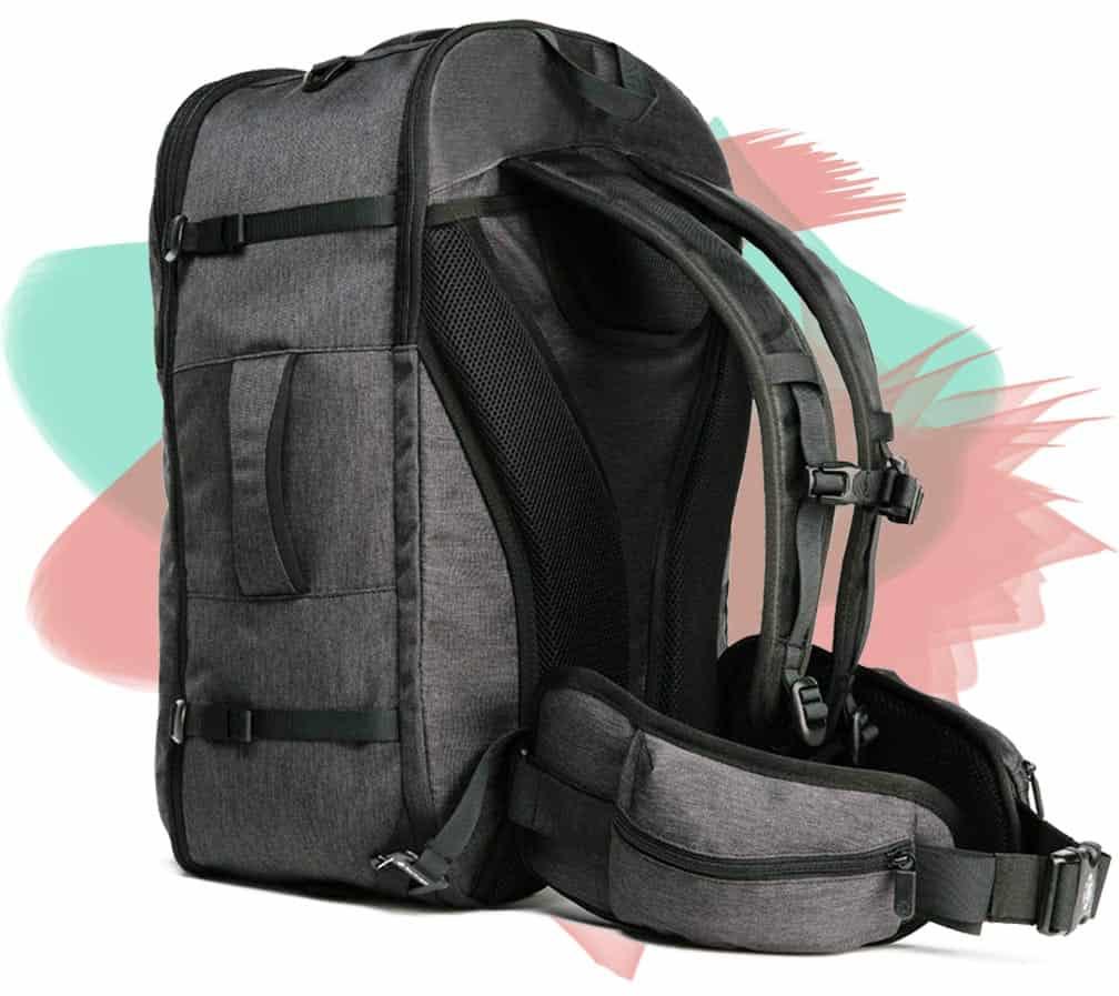 Tortuga Setout Travel Backpackpack