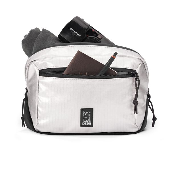 Chrome Ziptop Waistpack