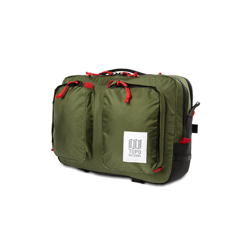 Topo Global Briefcase