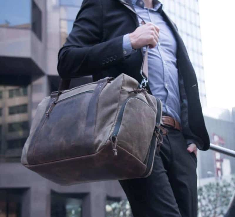 Waterfield Atlas Executive Holdall