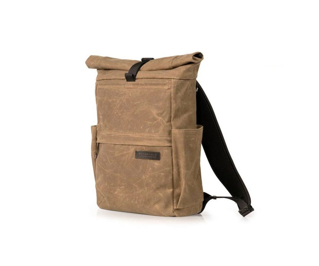 Waterfield Tech Rolltop Backpack